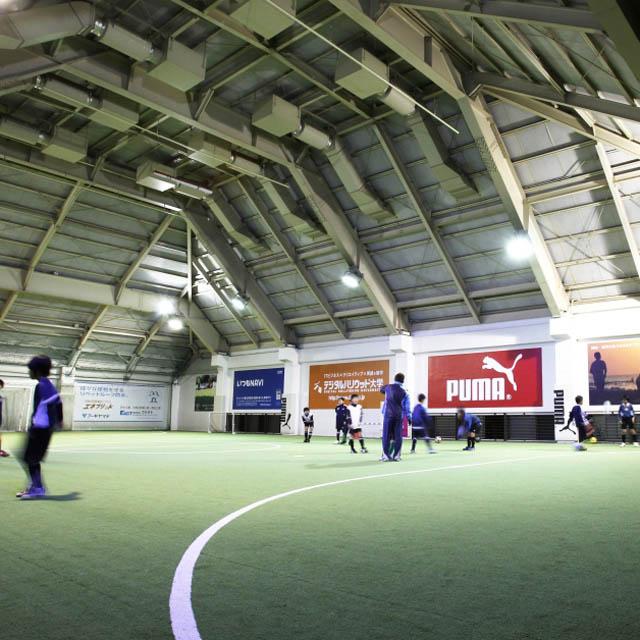Yasu Futsal Stadium Setagaya ヤスフットサルスタジアム世田谷 施設案内